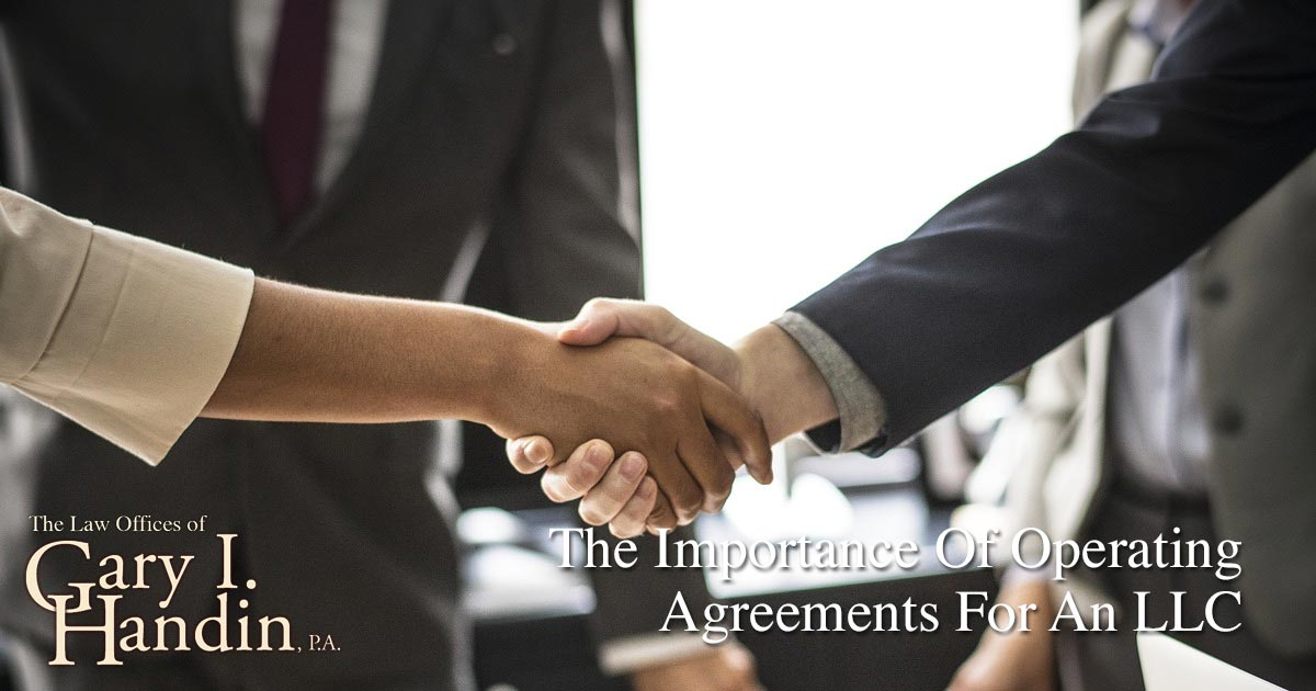 Operating-Agreements