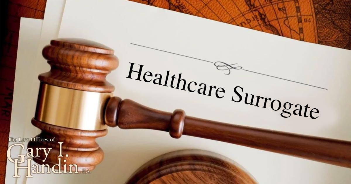 Healthcare Surrogate