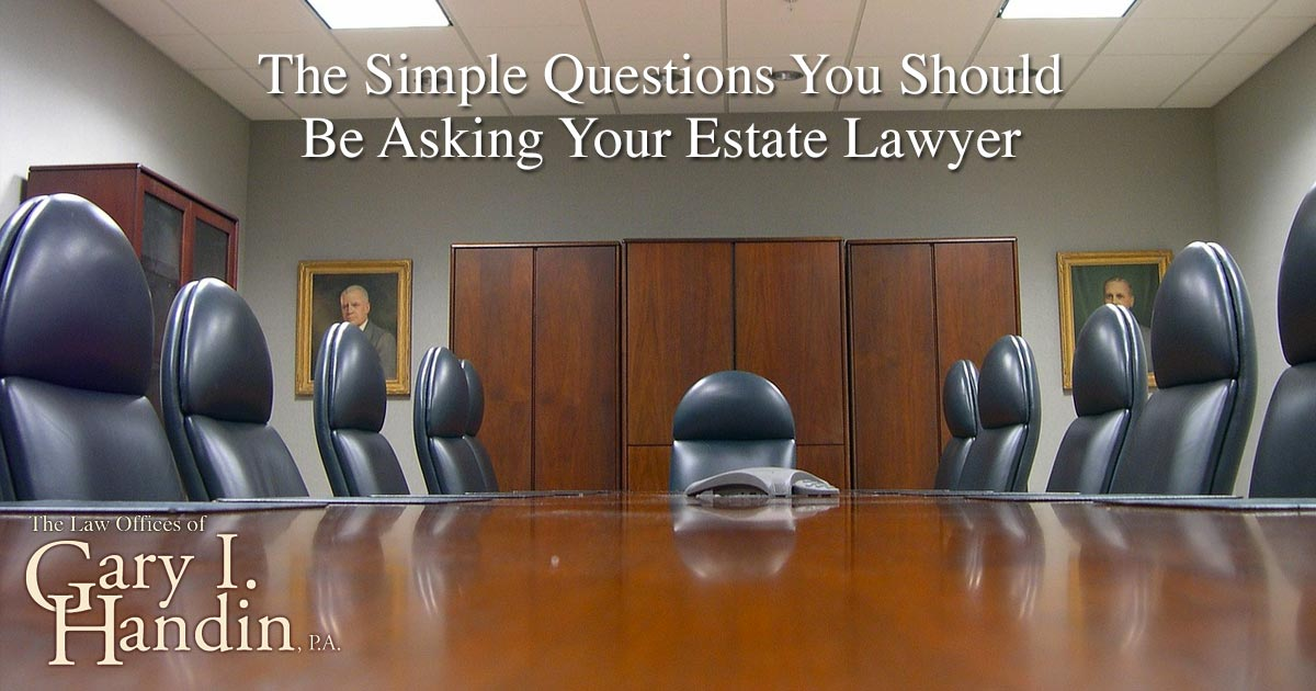 Estate Lawyer