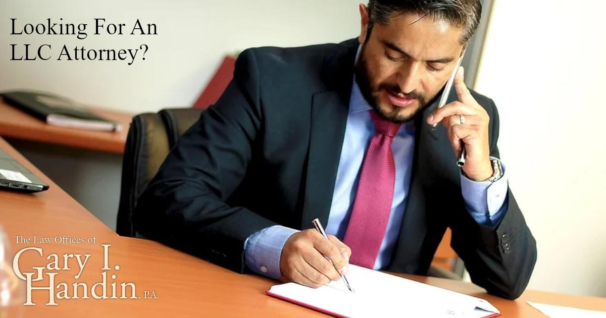 llc attorney