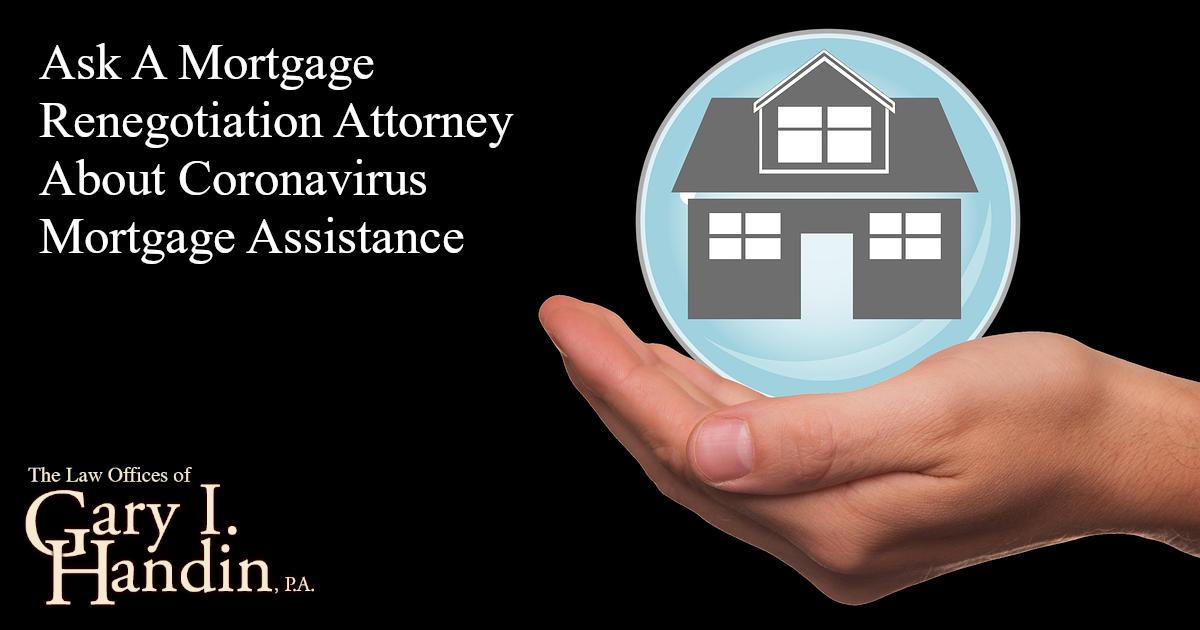 mortgage renegotiation attorney