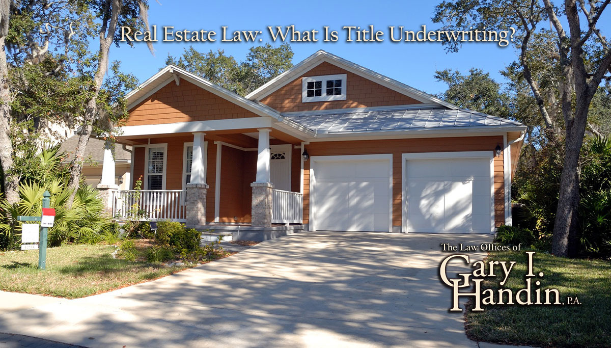 title underwriting