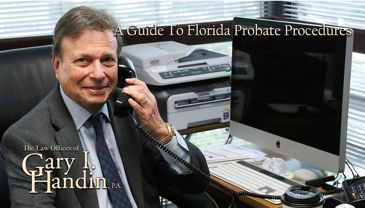 probate procedure