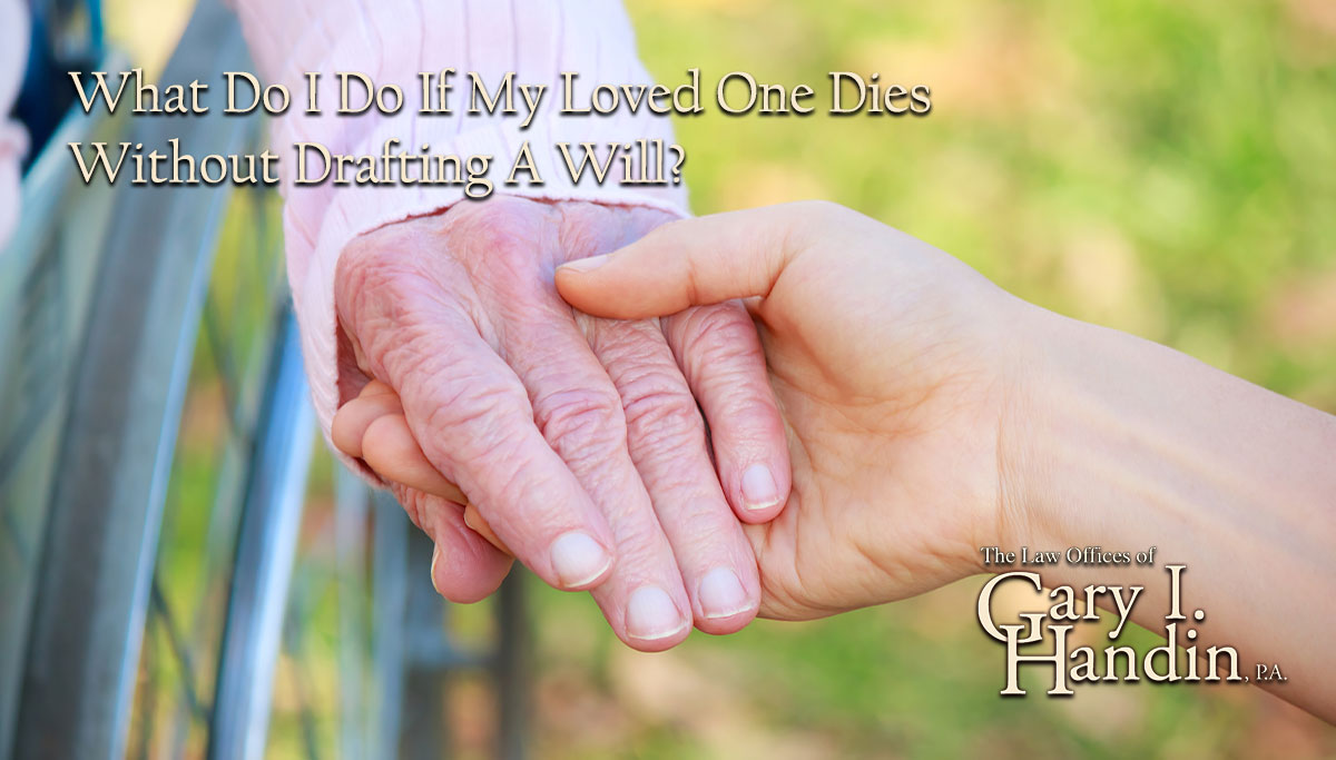 drafting a will